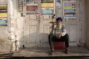 Amritsar, Punjab, India.