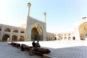 Masjid-e Jameh Mosque - Isfahan