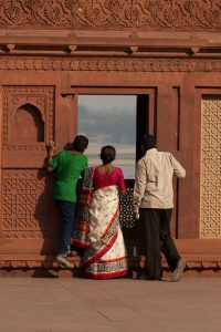 Agra, Uttar Pradesh, India.