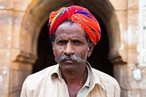 Jaisalmer, Rajasthan, India.