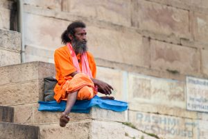 Varanasi, Uttar Pradesh, India.