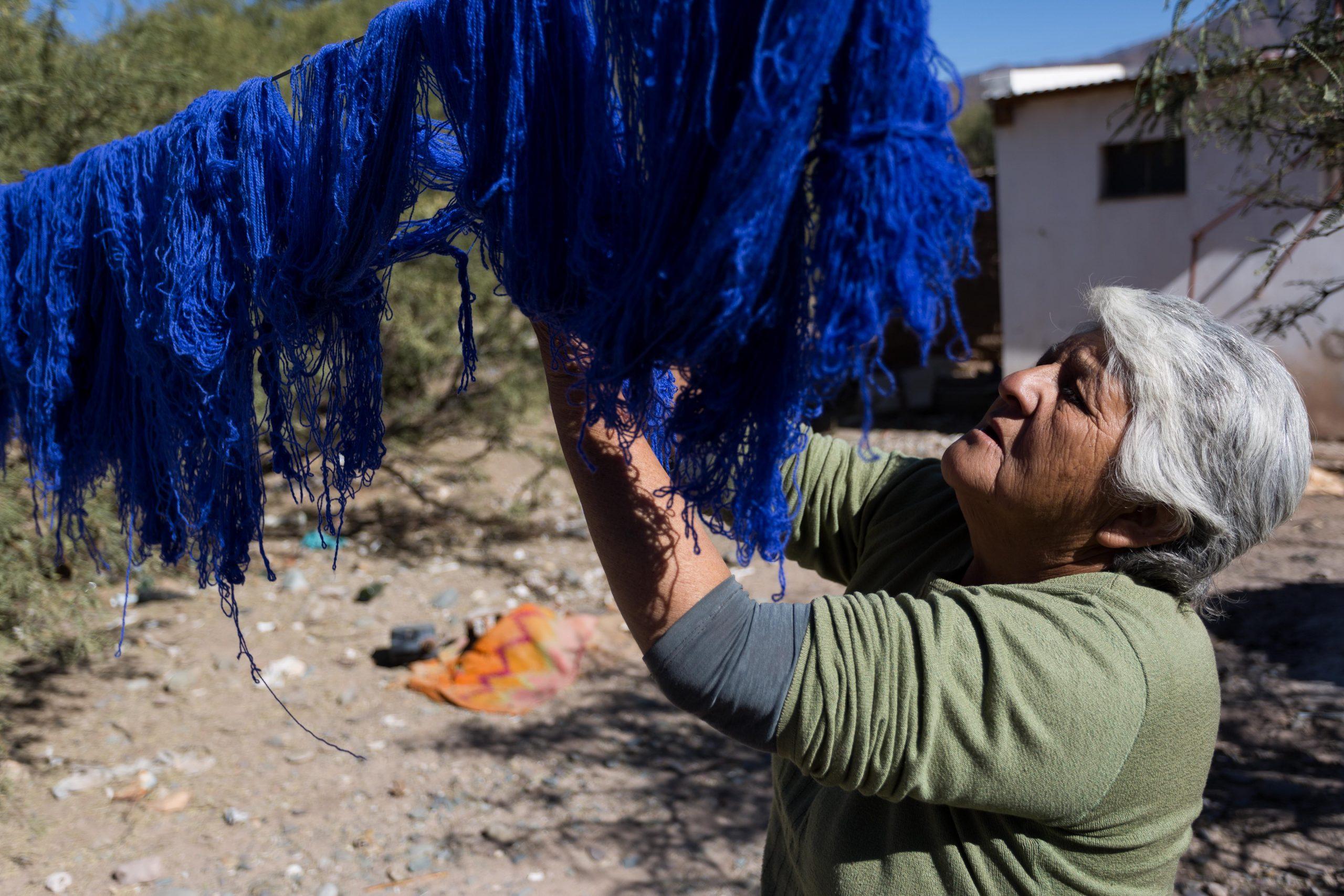 Valley weaver