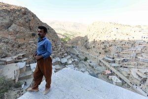Palangan, Kurdistan, Iran.