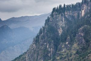 Vashisht, Himachal Pradesh, India.