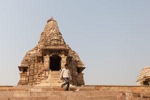 Khajuraho, Madhya Pradesh, India.