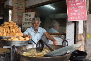 Old Delhi, India.