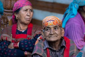 Vashist, Himachal Pradesh, India.